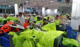 Bank /Bag, Openlucht Luie Bank van de Slaap van de Stof van het nieuwe Product de Nylon Opblaasbare (N033)