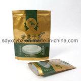Мешок нового продукта напечатанный таможней пластичный раговорного жанра Ziplock с логосом для еды