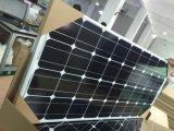 fabricantes monocristalinos de categoría A del panel solar 100W en China