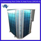 Refroidisseur de piscine tropical et pompe à chaleur pour le chauffage et le refroidissement de la piscine
