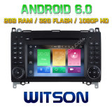 Witson Octa-Core (Eight Core) Android 6.0 voiture DVD Mercedes-Benz a / B Class 2g ROM 1080P Touch Screen 32 Go ROM