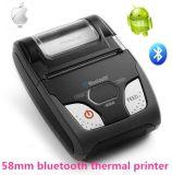2 인치 소형 휴대용 이동할 수 있는 Bluetooth 영수증 인쇄 기계 Wsp-R240