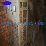 Verwendeter Aluminiumshell-Mittelfrequenzinduktions-elektrischer Ofen