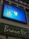 Módulo LED al aire libre guía de compras de la pantalla cartelera