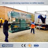 고무 제품 (XLB-1200*1200)를 위한 두 배 역 격판덮개 가황 압박