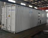 Containerized молчком дизель 40hc с генератором 1MW Cummins
