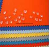 Ácido 100% poliéster resistentes a alcalinos e tecido Anti-Static