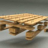 Пневматический Nailer катушки Cn45 для упаковывать, конструкция, паллет