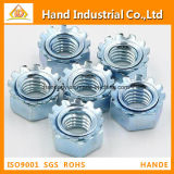 Écrou de blocage de bonne qualité de l'acier inoxydable A4 M2-M16 K