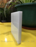 Jade White Crystal Float Glass pour vasque (S-JD)