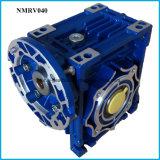 Nmrv040 Transmissão de potência industrial Motoviro mecânico Como Nmrv Double Worm Gearbox