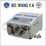 Máquina que corta y que elimina automatizada para los alambres dobles