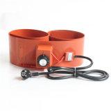 Radiateur à caoutchouc silicium 240V à huile de chauffage pour réservoir d'huile