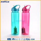 Plastic het Drinken van de Nieuwigheid van diverse Grootte Knappe Fles