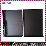 금속 통제 상자를 각인하는 강철 제작 금속 상자 CNC