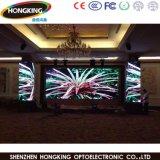 Écran polychrome d'intérieur d'Afficheur LED de définition élevée
