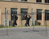 Im Freienzelt der Qualitäts-2015, das fördernden Gazebo bekanntmacht