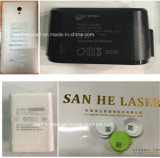 UV машина маркировки лазера 355nm 3W5w для стекла/камня/пластичного ABS PP