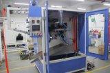 袋のウェビングの販売のための自動切断および巻上げ機械