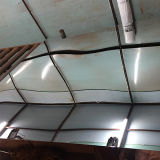 201/304/316/430 8k acabamento espelhado bobina de aço inoxidável