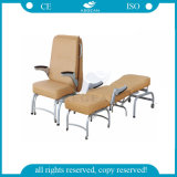 AG-AC005 Ce & ISO Hot Sale Chaise d'accompagnement médical luxueux