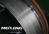S31803 het DuplexDownhole van het Roestvrij staal Hydraulische Gerolde Buizenstelsel van de Controle Lijn