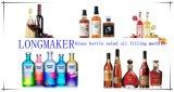 Línea que capsula y de etiquetado de relleno máquina del embotellamiento de vino/máquina que capsula de relleno automática del fregado de las botellas
