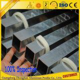 Anodisiertes hohles Aluminium leitet Gefäß-Profil-Aluminium-Strangpresßling