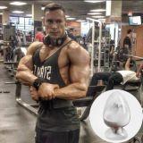근육 성장을%s 98% 순수성 신진대사 스테로이드 분말 테스토스테론 Enanthate