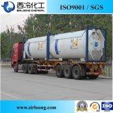 Het Isobutaan van de Tank van het koelmiddel ISO met Hoge Zuiverheid