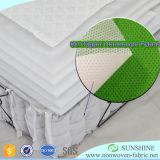 Prodotto non intessuto di 100% pp per la tessile domestica