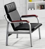 Sofá que espera público 1+1+3 de la venta del cuero del sofá caliente de la oficina en existencias