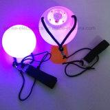 Sfera infiammante popolare eccellente del LED probabilità di intercettazione con indicatore luminoso multicolore (3560)