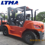 Prix diesel tous neufs de chariot élévateur de 6 tonnes de Ltma
