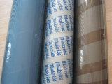 Feuille de plastique vinyle