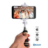 Monopied d'autoportrait avec clip de téléphone portable Bluetooth Selfie Stick
