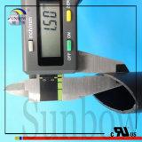 Baixo ponto de fusão e impermeável a esforços mecânicos e suave do Buffer de Cola de espessura de tubos/Mangas termo-retrácteis/tubos