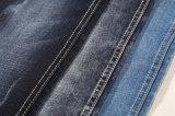 卸し売り99%Cotton 1%Spandex 11.3ozの粗紡糸のあや織りのデニムファブリック