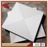 بيضاء رخيصة ألومنيوم زائف سقف قرميد [60إكس60]