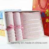 Хлопок подарочный набор Dobby границы полотенце