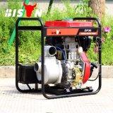 Bizon Diesel van de Irrigatie van 3 Duim de Kleine Draagbare LandbouwPompen van het Water