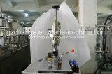 Semi-auto het Afdekken van de Golfplaat Machine voor de Fles van de Penicilline van de Ampul van het Flesje