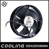 Machine om het Koelen van AsVentilator 220V AC 22060 AC Ventilator 220X220X60mm