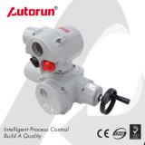 Тип Multi-Turn электрический силовой привод запорной заслонки поставщика Wenzhou Split