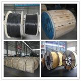 Al 6.35/11kv/câble empaqueté aérien d'ABC câble de XLPE normal du CEI 60502/PVC