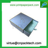 Rectángulo de empaquetado modificado para requisitos particulares manera del pelo con estilo del cajón