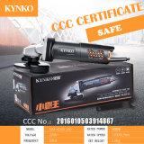 Smerigliatrice di angolo professionale dell'attrezzo a motore di Kynko 900W 115mm Kd69