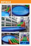 Parque inflável da água do polvo do oceano de Gaint com associação