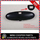 Estilo Chequered pequeno desportivo protegido UV plástico do ABS brandnew com tampas interiores do espelho da alta qualidade para Mini Cooper R50, R52, R53