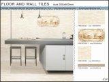 baldosa cerámica del suelo y de la pared de la cocina del azulejo de la pared del material de construcción 3D (VWD36C621, 300X600m m)